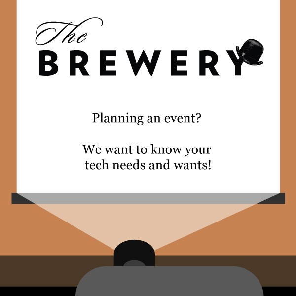 The Brewery tech event survey