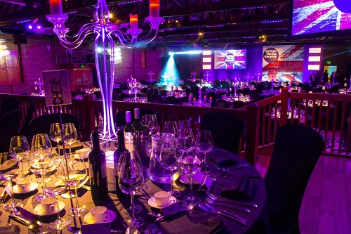Comfortable and quality award venues in London