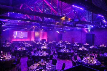 London awards ceremony - The Brewery