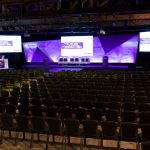 The Porter Tun ready for The Future of Energy conference