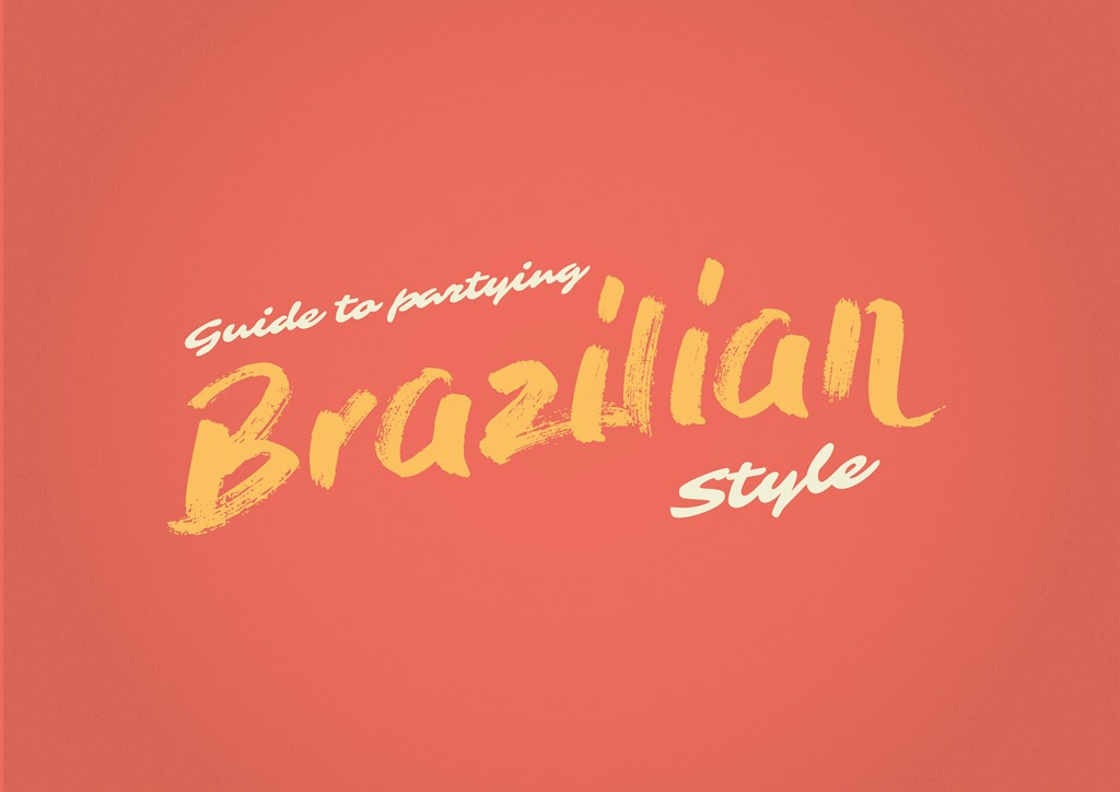 brazilian style party lookbook