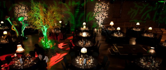 On-trend corporate event venue