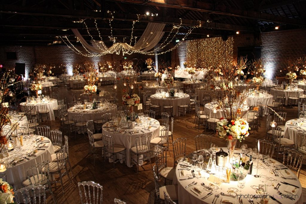 An incredible wedding venue in Central London
