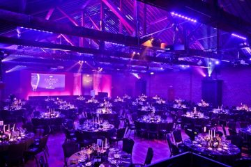 Porter Tun being used as an event space