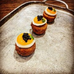 The Brewery Canapes