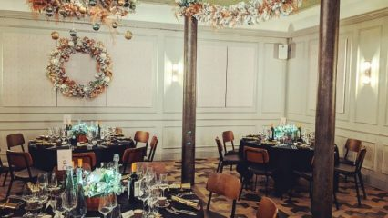 Banqueting suite for fine dining