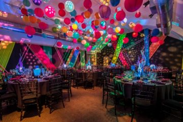 Wedding Wow Factor with amazing decor