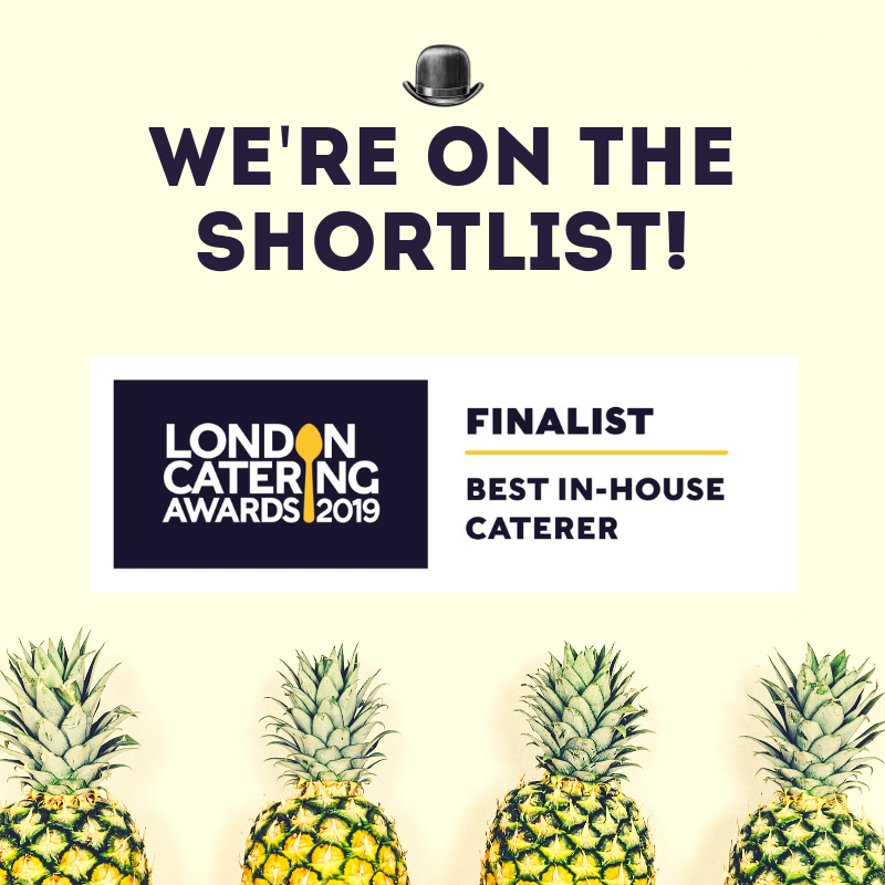The Brewery nominated for a London Catering Award