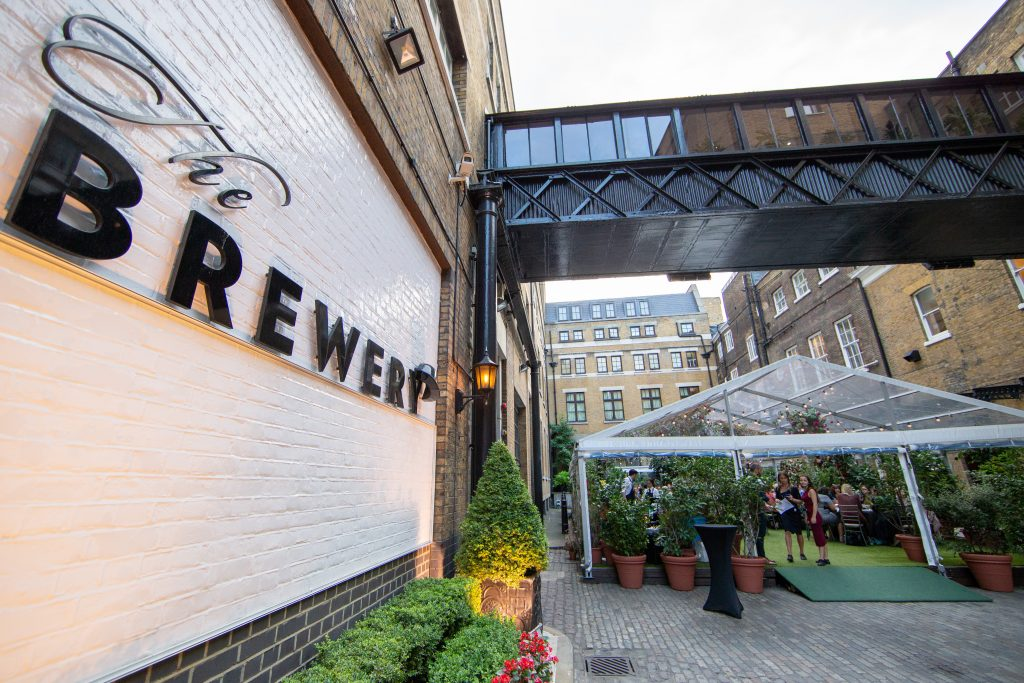 Brewery summer party