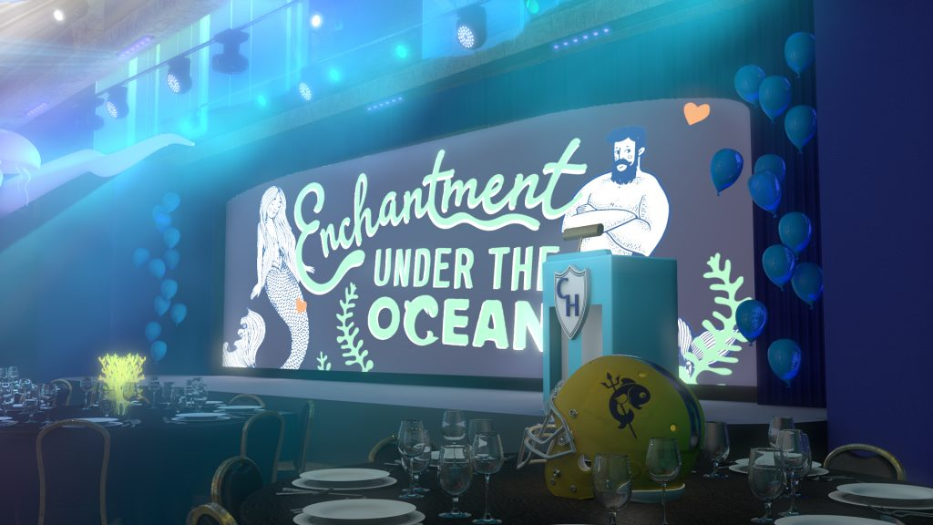 Porter Tun - Enchantment Under The Ocean - Christmas 2020