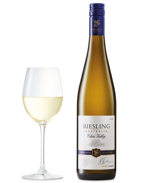 Clare Valley Riesling from Australia